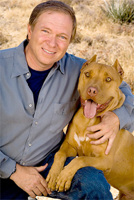 Delta Rescue founder Leo Grillo and friend Lazarus