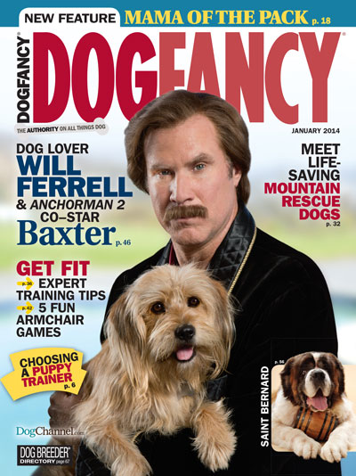 January 2014 Dog Fancy Magazine
