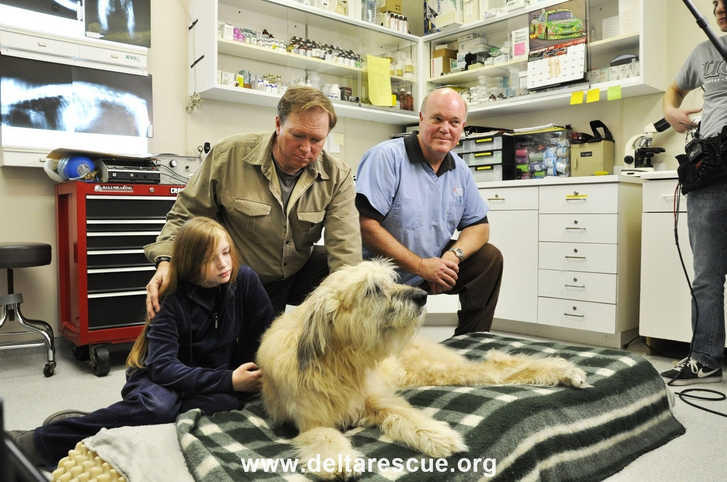 Delta Rescue Animal Hospital and Dr. Gaylord Brown