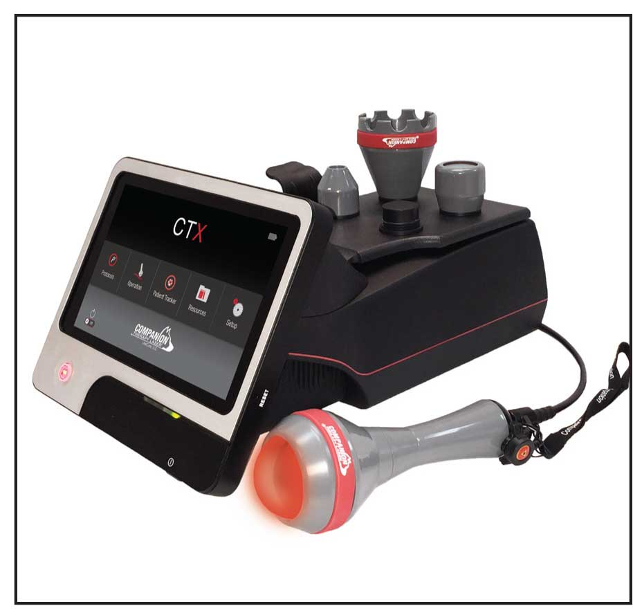 A Cold Laser Treatment Machine For The Dogs Cats And