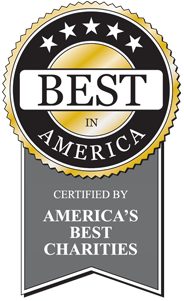Certified by America's Best Charities