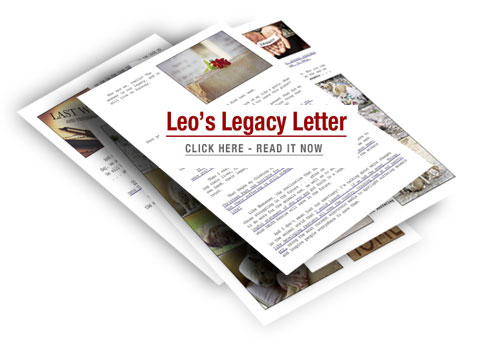 Read Leo's Legacy Letter Now
